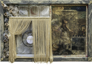 Reliquary Mixed Media